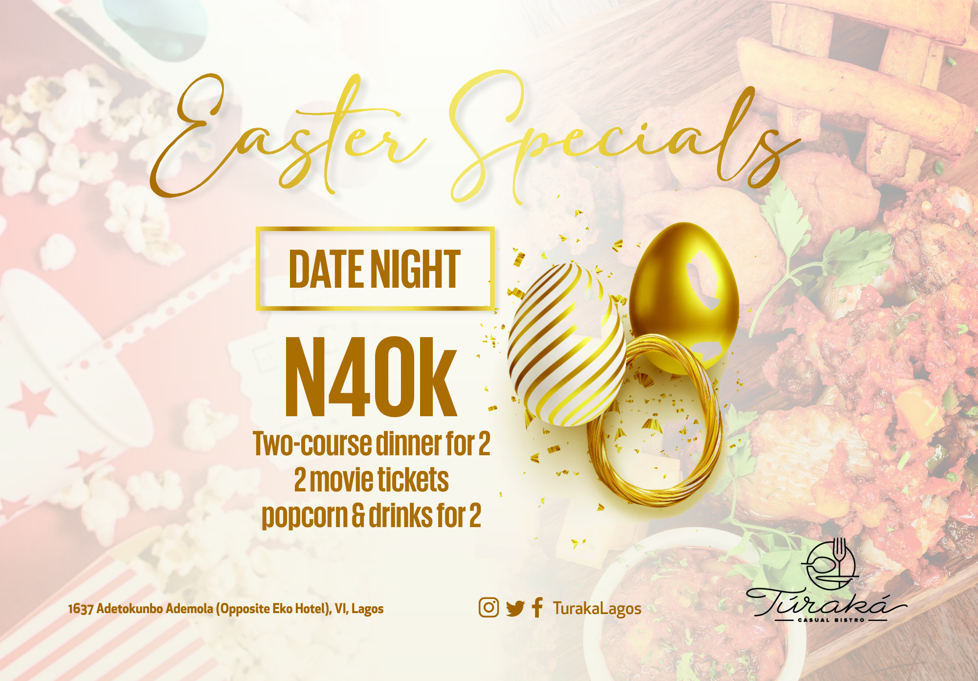 Easter special Date Night