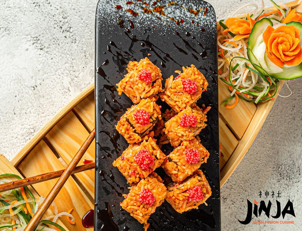 Jinja Asian-fusion Restaurant
