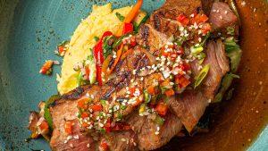 Jinja Beef Asian-fusion Restaurant
