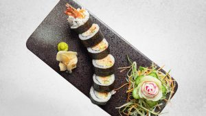 Jinja Sushi Asian-fusion Restaurant